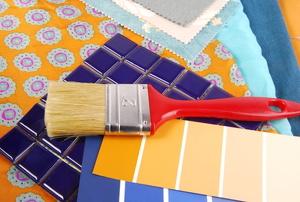 paint ceiling tiles