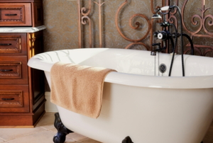 refurbished bath tub