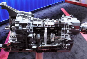 2020 mustang gt500 dual-clutch transmission