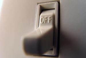 Lightswitch - off