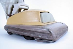 old vacuum