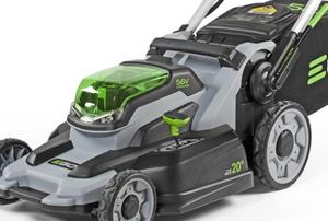ego electric lawnmower