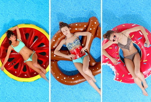 This Season's Top 10 Pool Accessories for Summer Fun