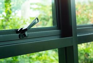 window with locks