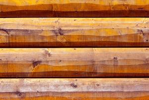 exterior log siding
