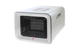 a small ceramic heater