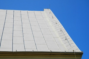 The Benefits of a White Roof