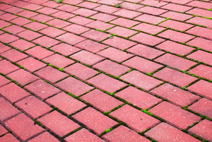 Installing Brick Pavers Over Concrete