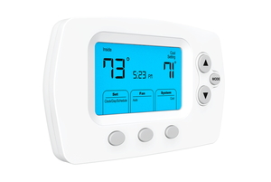 Troubleshooting AC Thermostat