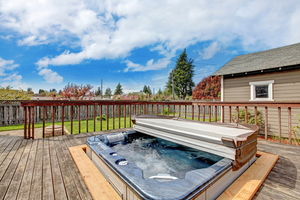 How to Repair Your Hot Tub Cover