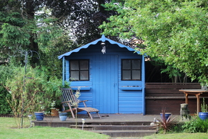 Insulating Tips for a Shed