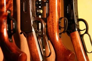 Build a Gun Cabinet in Five Steps