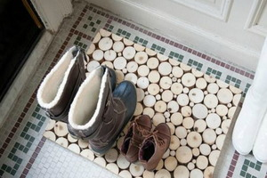 DIY Welcome Mats That Will Make You Glad to Come Home