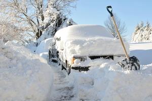 5 Winter Shoveling Hacks