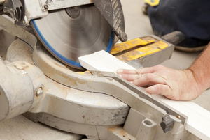 The Fundamentals of Using an Electric Miter Saw
