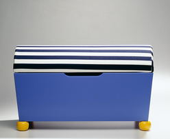 How to Build an Ottoman With Storage