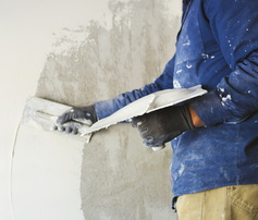 Filling Holes and Cracks in Interior Walls