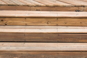 How to Build Wooden Porch Steps