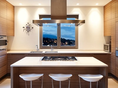 gas cooktop island. Kitchen With Cooktop Island Gas O