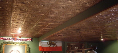 a drop ceiling is an inexpensive way for you to add a finished lower ceiling to an area such as the basement drop ceiling tiles come in many styles now - Basement Drop Ceiling