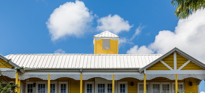 4 Tips to Keep Cool with a Tin Roof   DoItYourself com