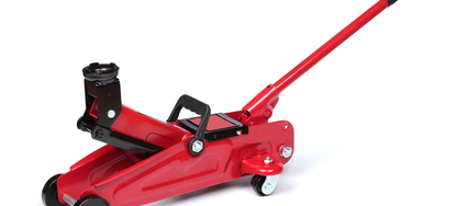 How to Repair a Hydraulic Floor Jack | DoItYourself com