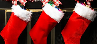 the origin of christmas stockings doityourself com
