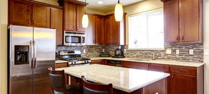 Replacing, refacing, or refinishing your kitchen cabinets is a process you only ...