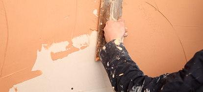 fixing bad plaster walls