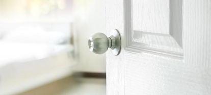 Hinge Pin Door Stop: When Wallstops Fail