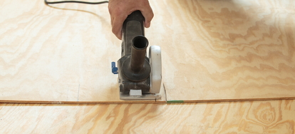 How To Lay A Floating Subfloor Over Concrete
