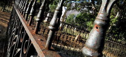 How to Restore a Rusty Wrought Iron Fence | DoItYourself com