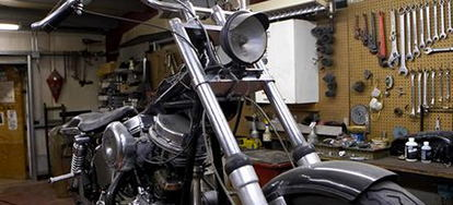 General Tips for Motorcycle Frame Repair | DoItYourself com