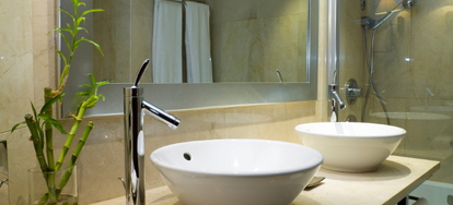 among the most popular bathroom sink options are vessel sinks they are set on a countertop or vanity the faucets are separate from the sink and mounted
