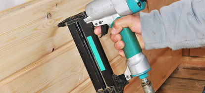 Brad nails and finish nails are both used in carpentry, driven into the surface of wood materials using air compressor-powered nail guns. Most of the time, ...