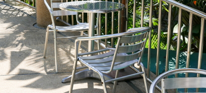 There Is Not A Lot Of Work Involved In Aluminum Patio Furniture Care This Type Outdoor Furnishing Particularly Cast Specifically Developed