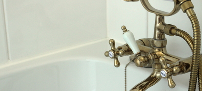 How To Install A Shower Faucet Through A Ceramic Tile