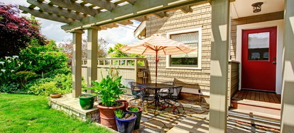 Patio Covers Can Be Constructed Of Many Different Types Of Materials, And  Designing One That Will Provide You ...