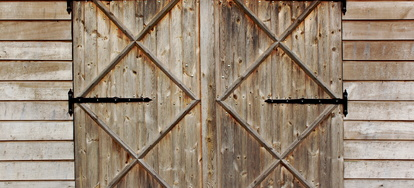 Replace a Shed Door in 6 Steps | DoItYourself com