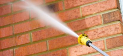 How to Clean Brick Efflorescence | DoItYourself com