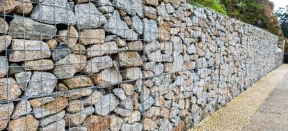 Retaining Wall: Capping Installation | DoItYourself com