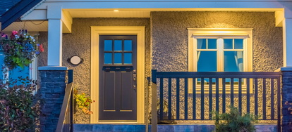 How to Repair an Entry Door that Won't Close Properly
