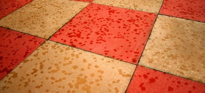 Painted Concrete Floor Designs Doityourself Com