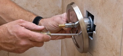 How To Repair A Leaking Bathroom Shower Faucet Doityourself Com