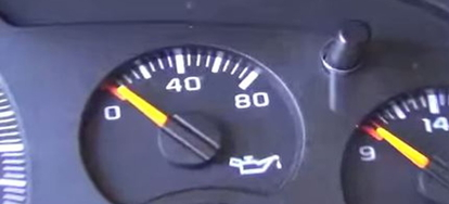 2004 dodge ram oil pressure drops