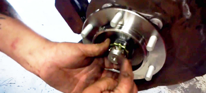 5 Signs of a Bad Rear Wheel Bearings | DoItYourself com