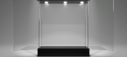 How to Build a Shot Glass Display Case | DoItYourself com