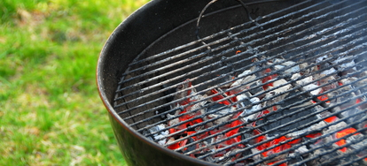 How To Make A Homemade Charcoal Grill