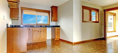 Choosing The Right Flooring For Your Kitchen Is A Tough Decision And Let S Face It There No Shortage Of Options Out From Simple Laminate Floor