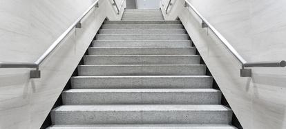 How To Install A Handrail On Concrete Steps Doityourself Com